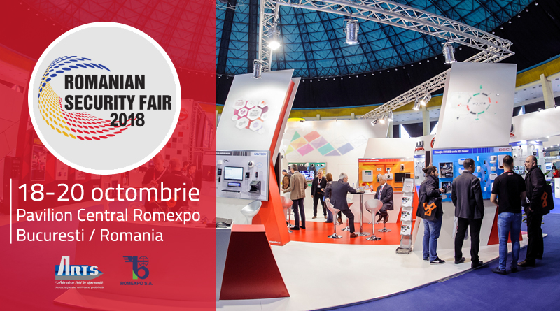 Iscriere la Romanian Security Fair 2018